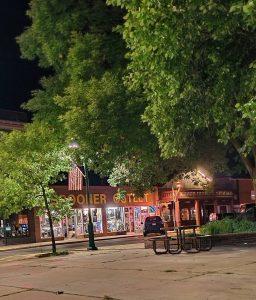 Downtown Spooner, WI
