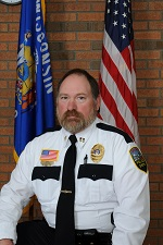 Police Chief Jerry Christman