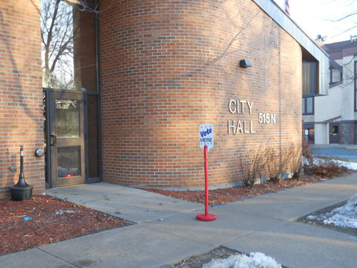 City Hall - Spooner, WI