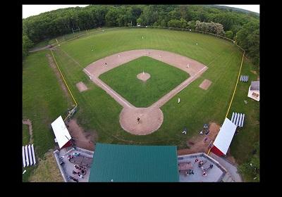 Spooner Baseball Field
