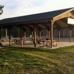 Railroad Park Pavilion